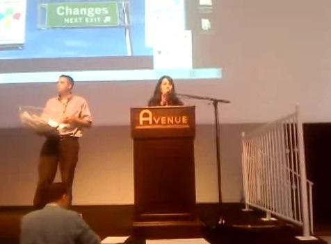 חלוקת מלגות ללימודי קורס ניהול רכש והספקה במסגרת הועידה ה-12 של הפורום הישראלי לניהול שרשרת ההספקה SCM