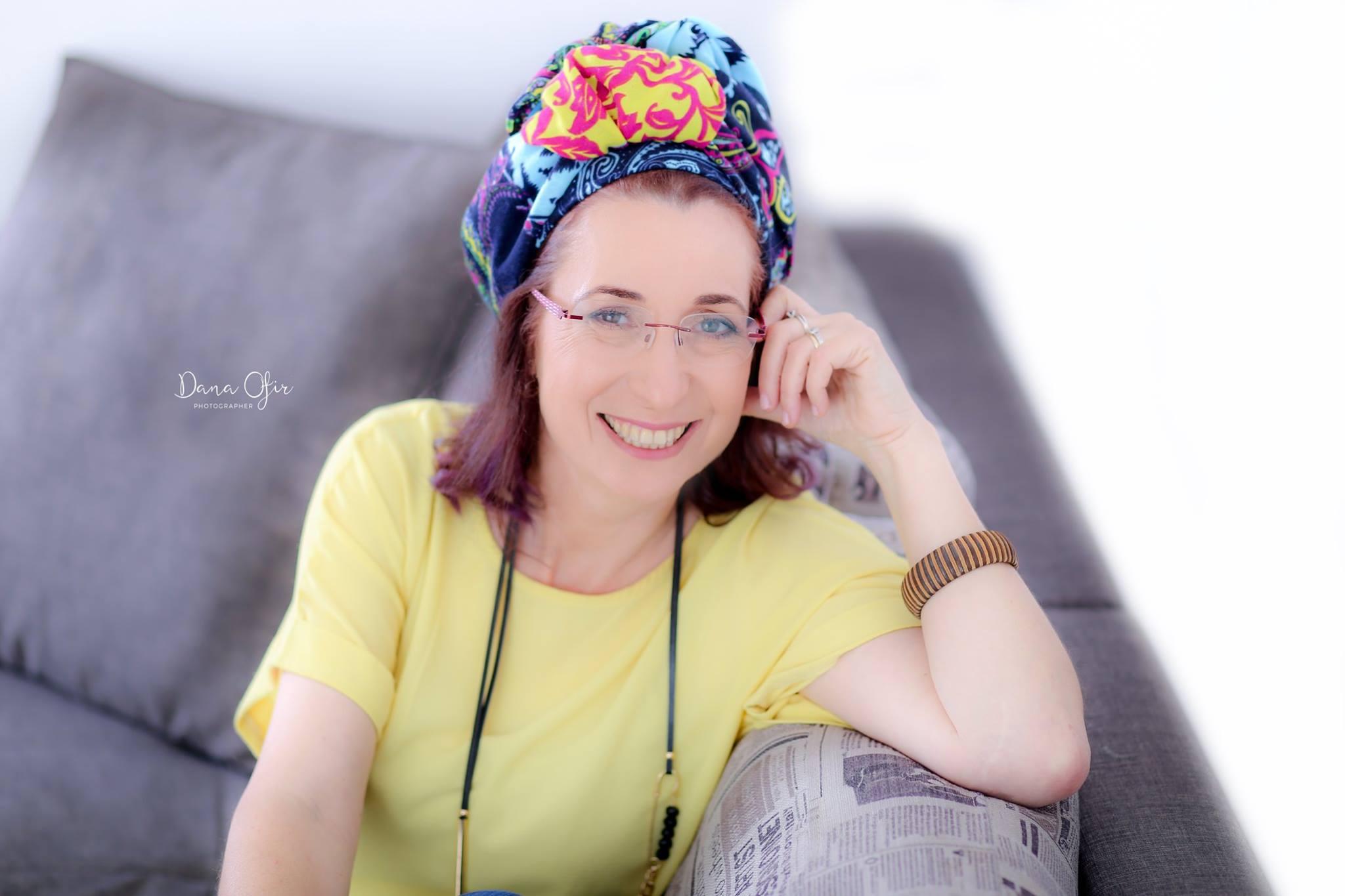 חגית אקשטיין - מרצה בקורס יבוא יצוא