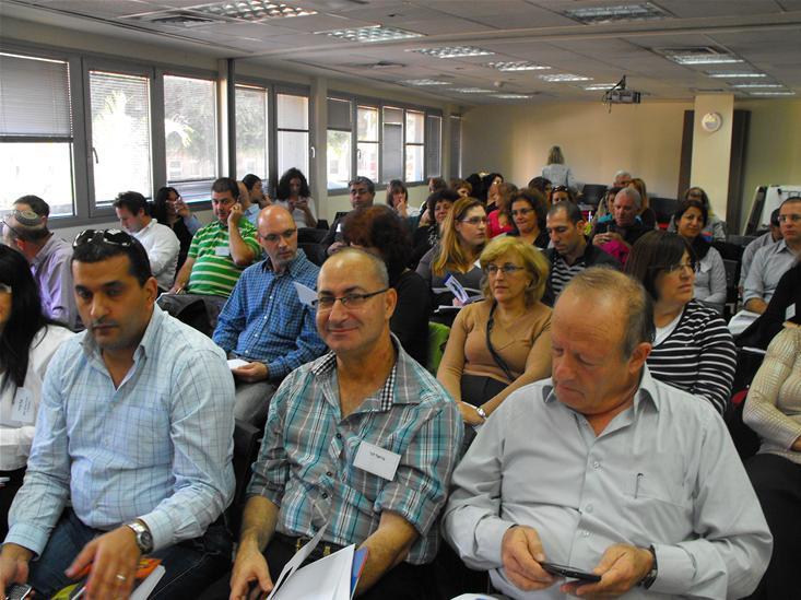 גלרייה - התקיים יום עיון התנהלות נכונה מול מכון התקנים הישראלי: 22.11.11, 2 מתוך 10