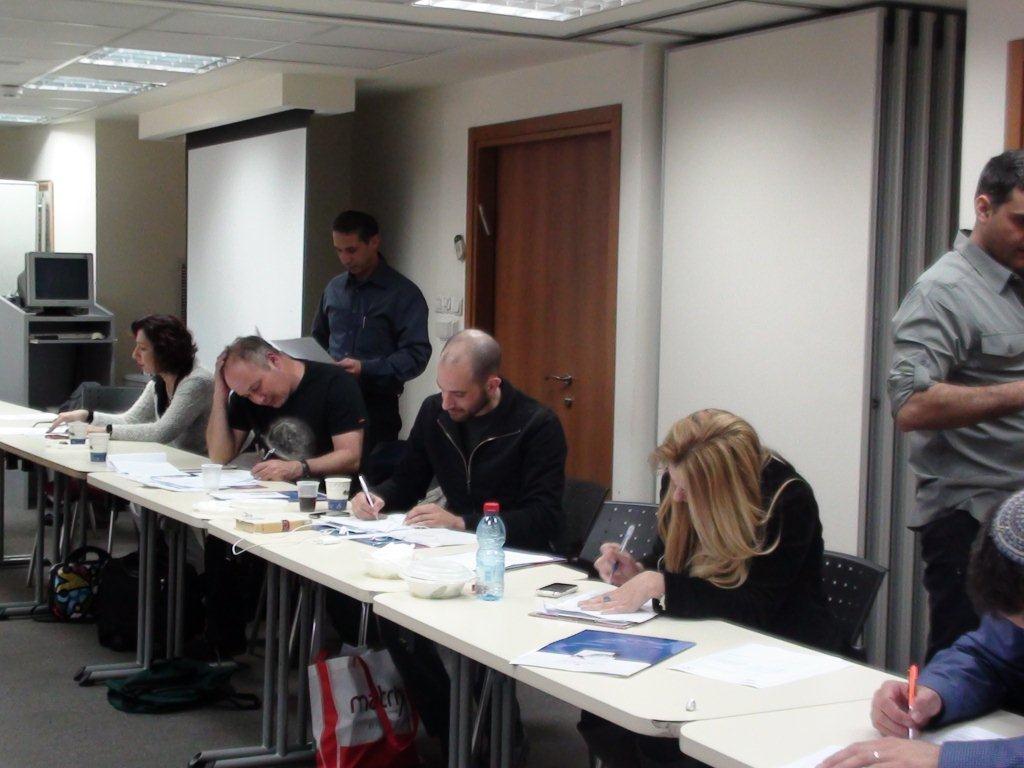 גלרייה - סדנה בנושא סגירת עסקה - טקטיקות וטיפים, 13 מתוך 13