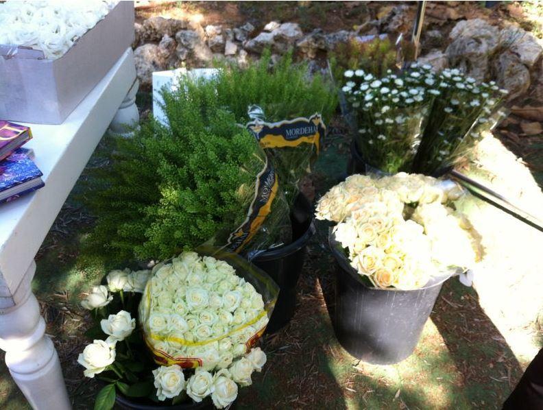 גלרייה - קורס הפקת אירועים מחזור 6 בסדנת שזירת פרחים, 1 מתוך 14