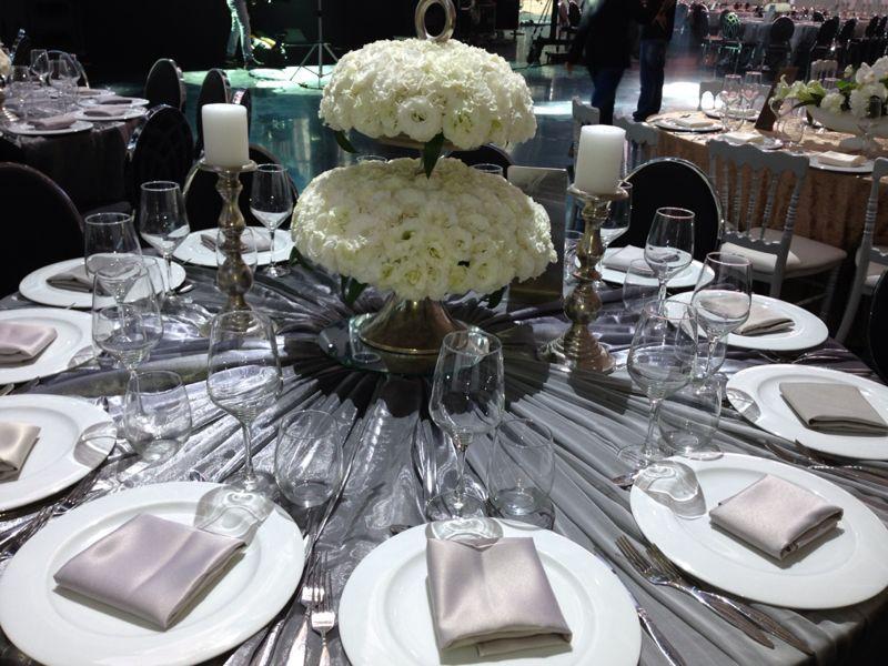 גלרייה - עיצוב החתונה של אביהו שבת - קורס הפקת אירועים , 1 מתוך 6