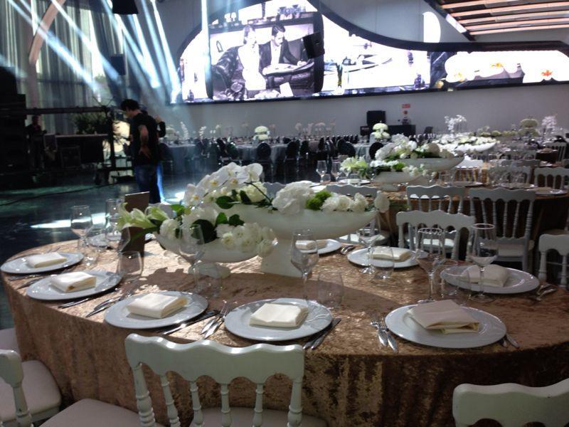 גלרייה - עיצוב החתונה של אביהו שבת - קורס הפקת אירועים , 4 מתוך 6