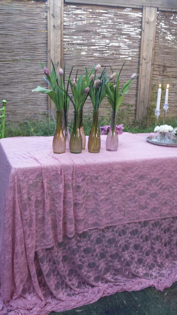 גלרייה - שיעור עיצוב ושזירת פרחים קורס הפקת אירועים מחזור 10, 2 מתוך 9