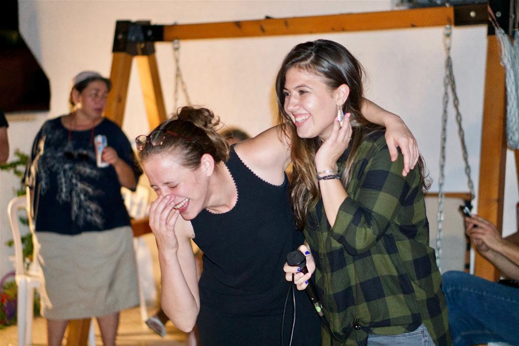 גלרייה - קורס הפקת אירועים מחזור 16 במסיבת סיום קורס, 3 מתוך 11