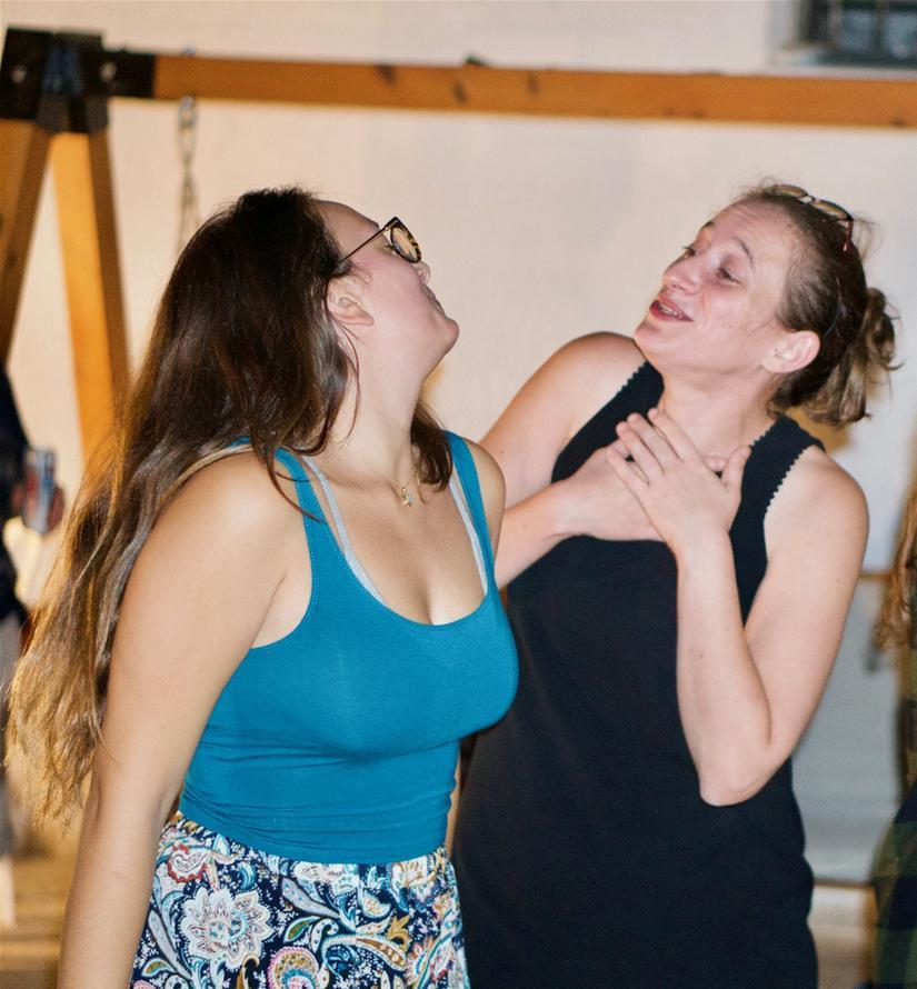 גלרייה - קורס הפקת אירועים מחזור 16 במסיבת סיום קורס, 4 מתוך 11