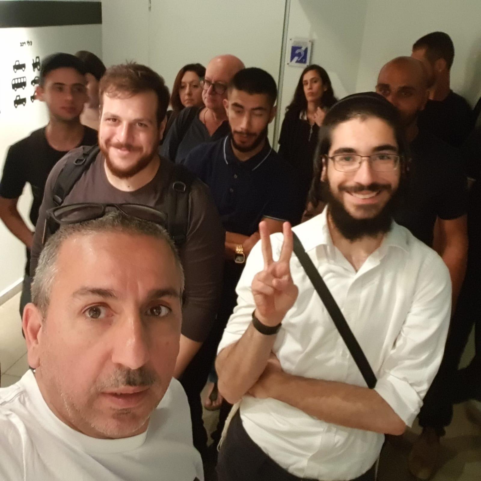 גלרייה - סיור לנמל אשדוד ספטמבר 2019, 4 מתוך 29