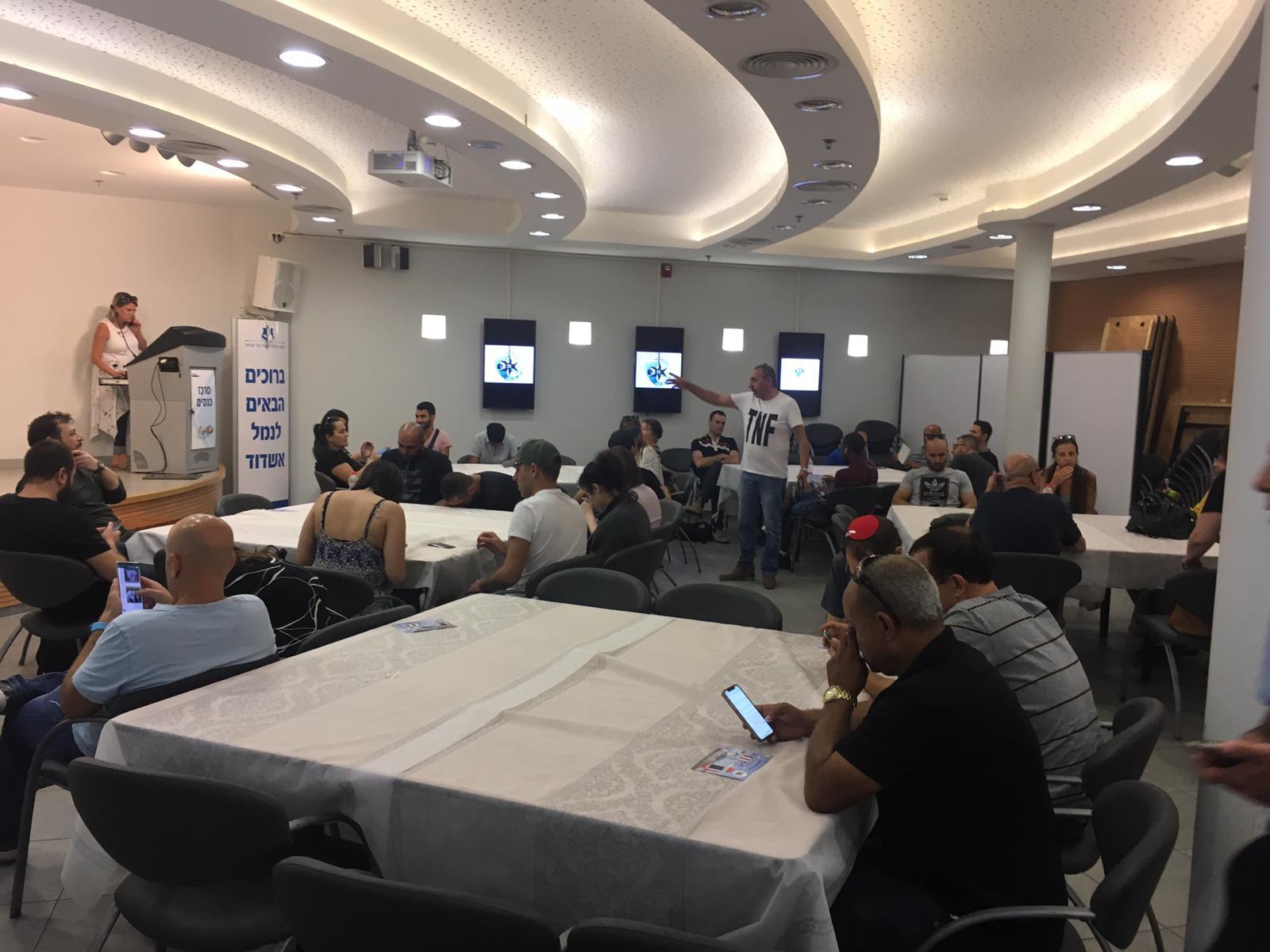 גלרייה - סיור לנמל אשדוד ספטמבר 2019, 16 מתוך 29