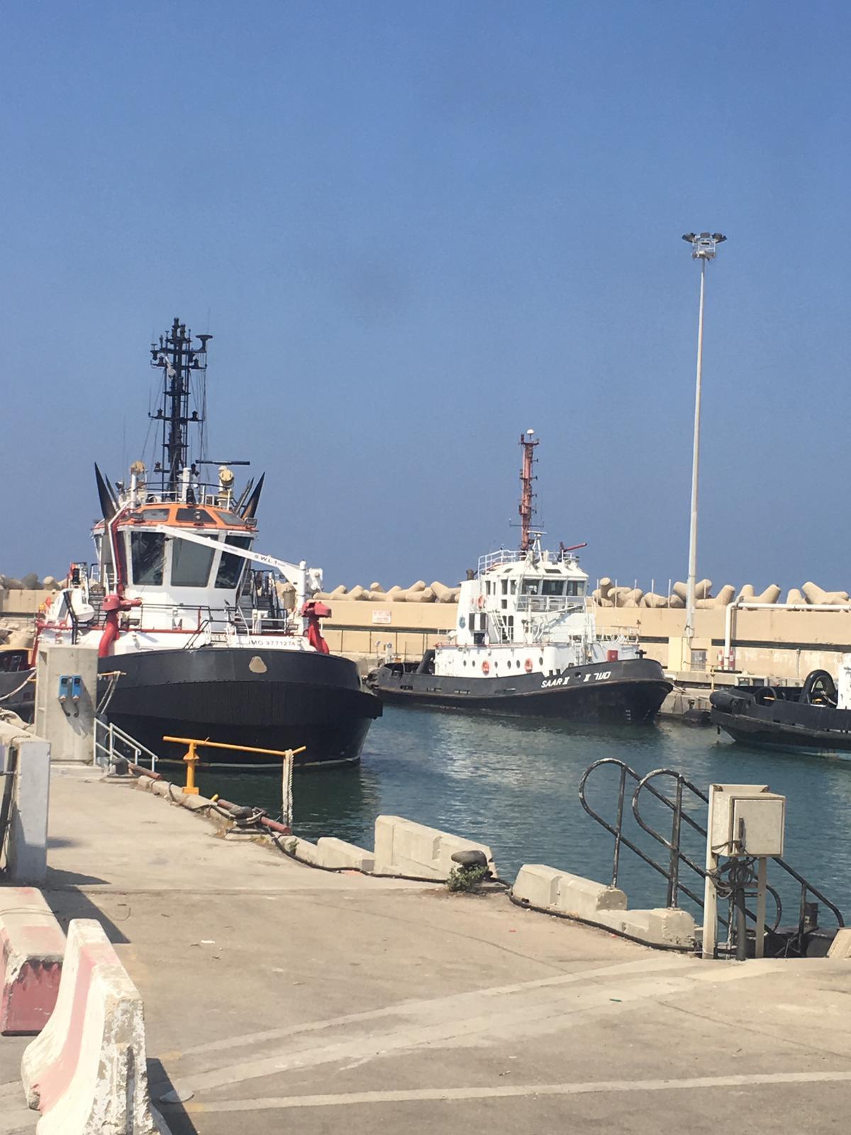 גלרייה - סיור לנמל אשדוד ספטמבר 2019, 18 מתוך 29